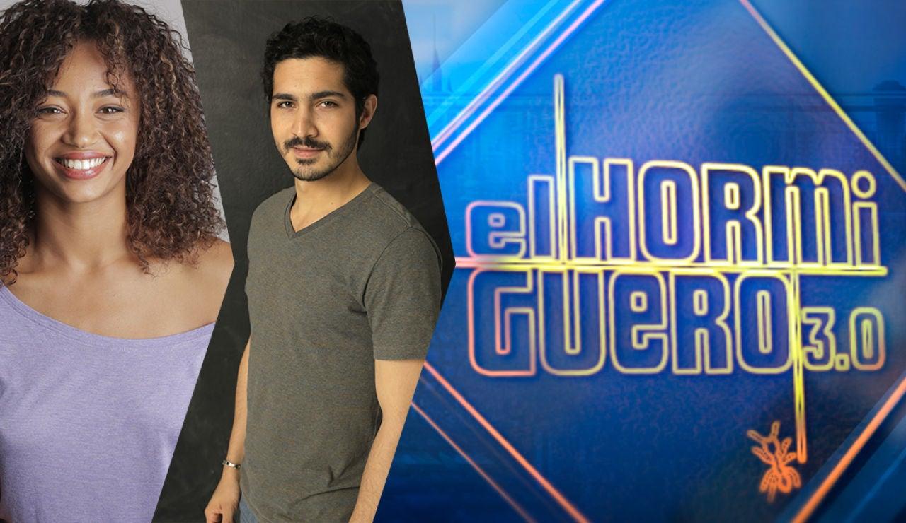 Berta Vázquez y Chino Darín en 'El Hormiguero 3.0'