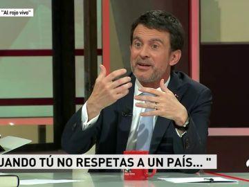 """Manuel Valls, crítico con los posibles pitos en la final de Copa: """"Silbar al rey duele a España"""""""