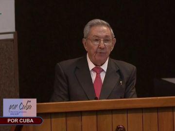 Raúl Castro acusa a Trump de tener una actitud amenazante con Cuba