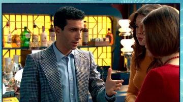 Ignacio pide perdón a Laura y a María