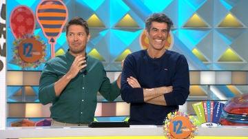 Jorge Fernández reta a Jaime Cantizano y le cede el puesto de presentador