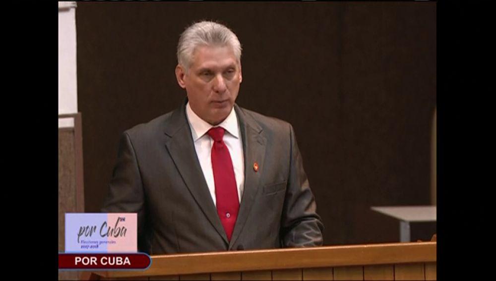 """Miguel Díaz-Canel se convierte en el nuevo presidente de Cuba: """"El mandato del pueblo es dar continuidad a la Revolución"""""""