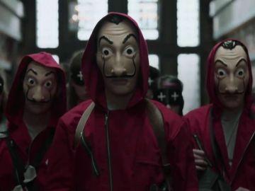 Primeros actores confirmados para la tercera temporada de 'La casa de papel'