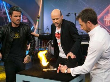 Magia con Jandro y Dani Martín