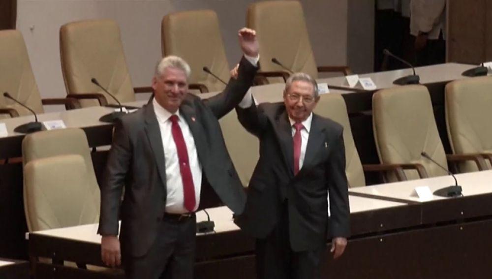 El nuevo presidente de Cuba es de origen asturiano