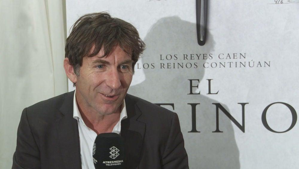 Antonio de la Torre, protagonista de 'El reino'
