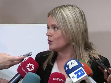 Mari Mar Blanco espera que ETA no tenga contrapartidas tras su comunicado