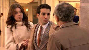 Quintero presiona a Ignacio para que se declare a María