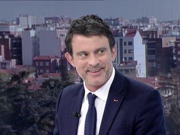 """Manuel Valls, sobre si optará a la Alcaldía de Barcelona por Ciudadanos: """"Me lo voy a pensar"""""""