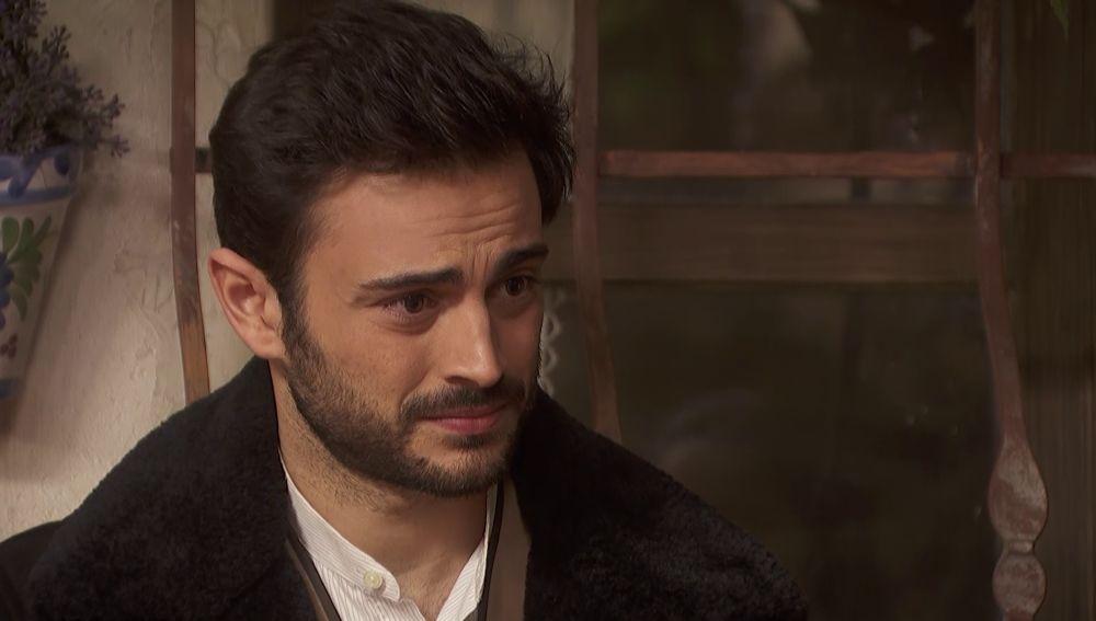 """Saúl tranquiliza a doña Consuelo: """"Nadie hará daño a Julieta"""""""