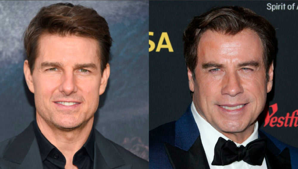 Tom Cruise y John Travolta