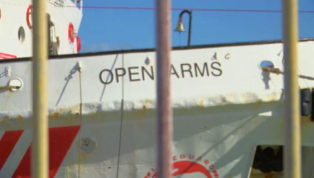 La ONG Proactiva Open Arms, galardonada con la medalla de oro al Trabajo Social