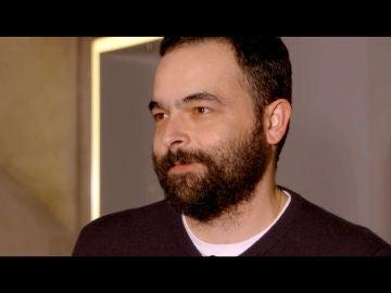 Adolfo Valor, guionista de 'Cuerpo de Élite'