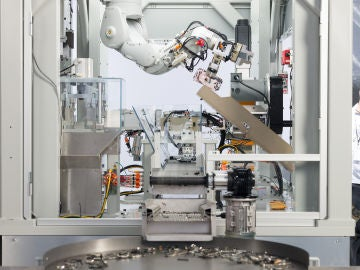 Robot Daisy, presentado por Apple