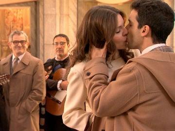 María e Ignacio, una pareja que grita su amor a los cuatro vientos