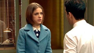 """Laura confiesa a Ignacio: """"sabía que María estaba enamorada de ti"""""""