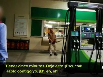 PALAFRUGELL - GASOLINERA MOTOSIERRA