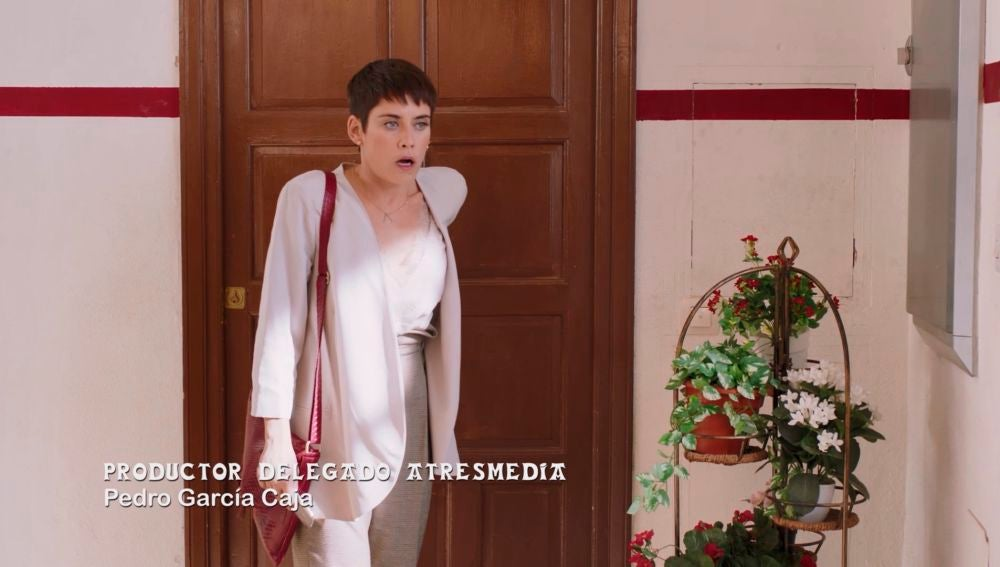 Carmen, desesperada, no soporta más a Maritxu