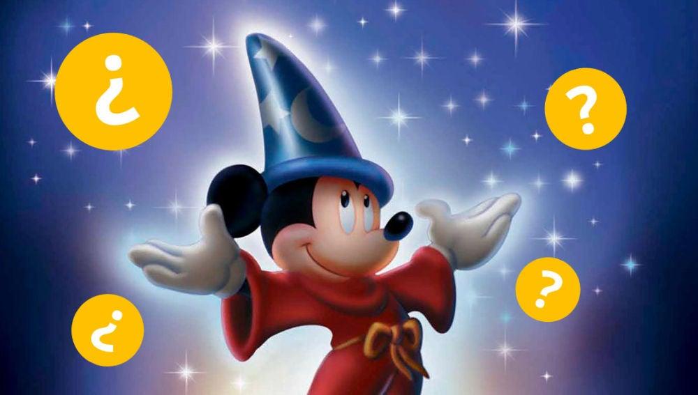 Mickey Mouse tiene todas las respuestas