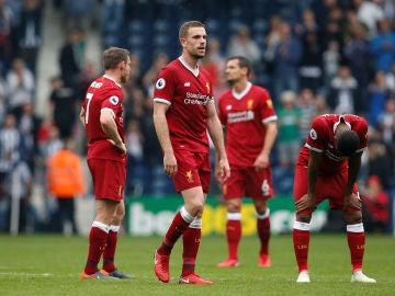 El Liverpool no pasó del empate