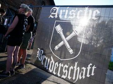 Festival por el cumpleaños de Hitler en Alemania
