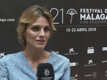 """Amaia Salamanca y Javier Rey protagonizan '¿Qué te juegas?', una comedia """"muy loca, rara y diferente pero muy divertida"""""""