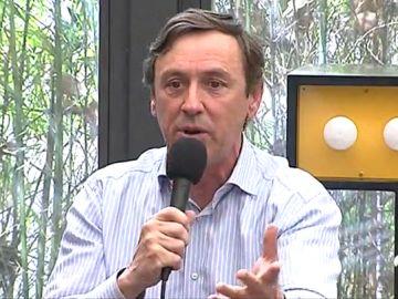 """Rafael Hernando pide a los jubilados que salgan ahora a la calle para """"dar las gracias"""" por la subida de las pensiones incluida en los Presupuestos"""