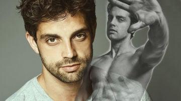 La faceta más personal de Christian Escuredo, el actor que interpreta al hombre con el que Camila Reyes le fue infiel a Sito Miñanco en 'Fariña'