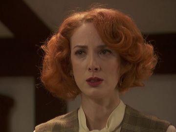 """Irene, presionada, le confiesa sus miedos a Severo: """"El general amenazó con hacerle daño al pequeño"""""""