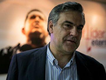 El embajador de España en Venezuela, Jesús Silva