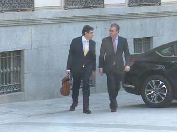 Granados continúa su declaración ante el juez por la supuesta financiación ilegal del PP madrileño