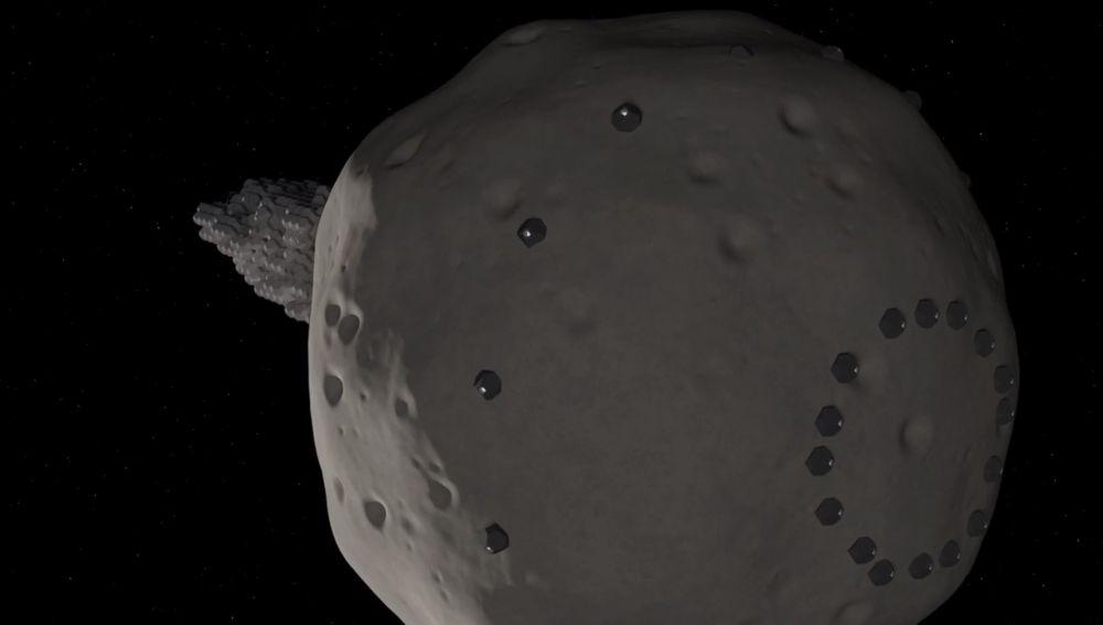 Un asteroide-nave espacial, nueva solución para el viaje interestelar