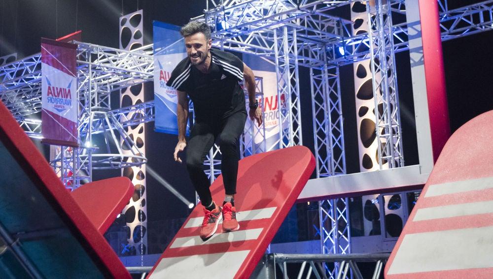 Chema Martínez, el gran atleta español que viene a superarse en 'Ninja Warrior'