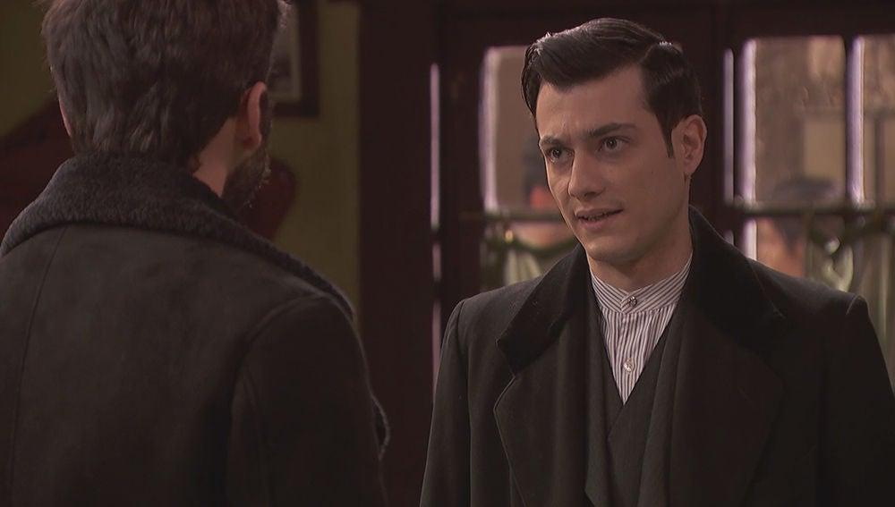 """Prudencio, a Saúl: """"Eres una persona maldita para doña Francisca"""""""