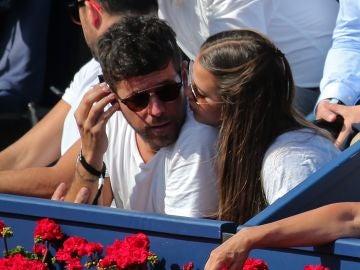 Pablo López y Claudia Nieto