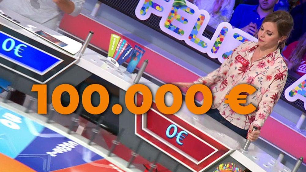 El viernes, 'La ruleta de la suerte' pone en juego 100.000 euros en un panel especial por su duodécimo aniversario