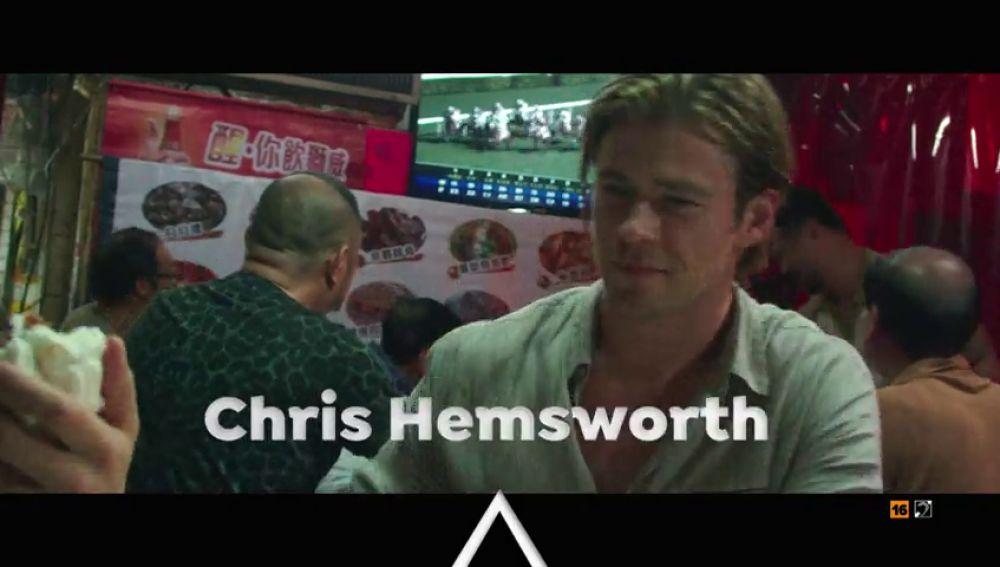 Chris Hemsworth protagoniza 'Blackhat - Amenaza en la red' en El Peliculón
