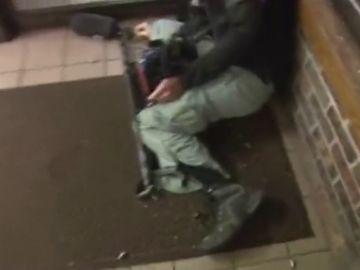 Un policia abate a un ladrón cuando intentaba robar en un establecimiento en Nebraska