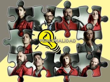 Las señas de identidad y valores que definen a los protagonistas de 'La casa de papel'