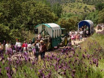 Romería de 'La Morenita' en Andújar
