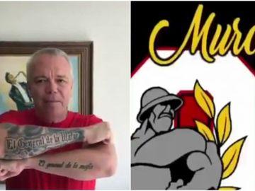 'Popeye', exsicario de Pablo Escobar, manda un mensaje a 'Ultras Murcia'