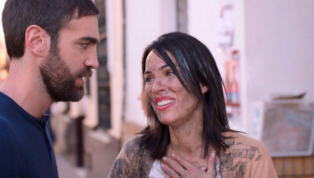Nekane e Iñaki, pasión desenfrenada en el sur