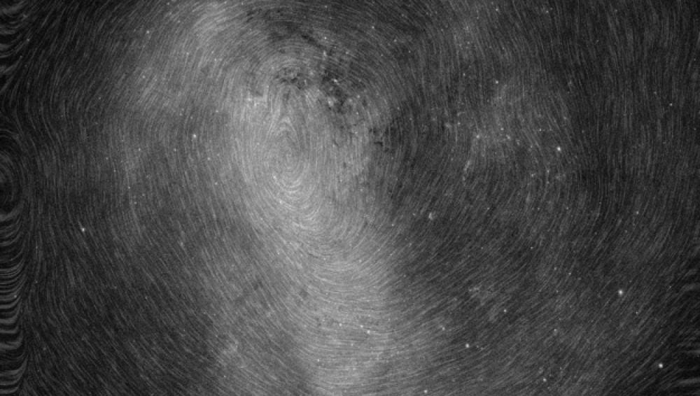 La huella dactilar de la Vía Láctea