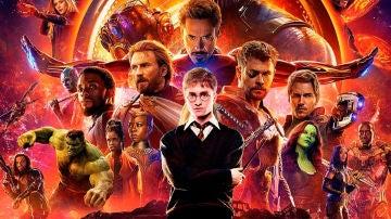 Harry Potter se ha colado en 'Vengadores: Infinity War'
