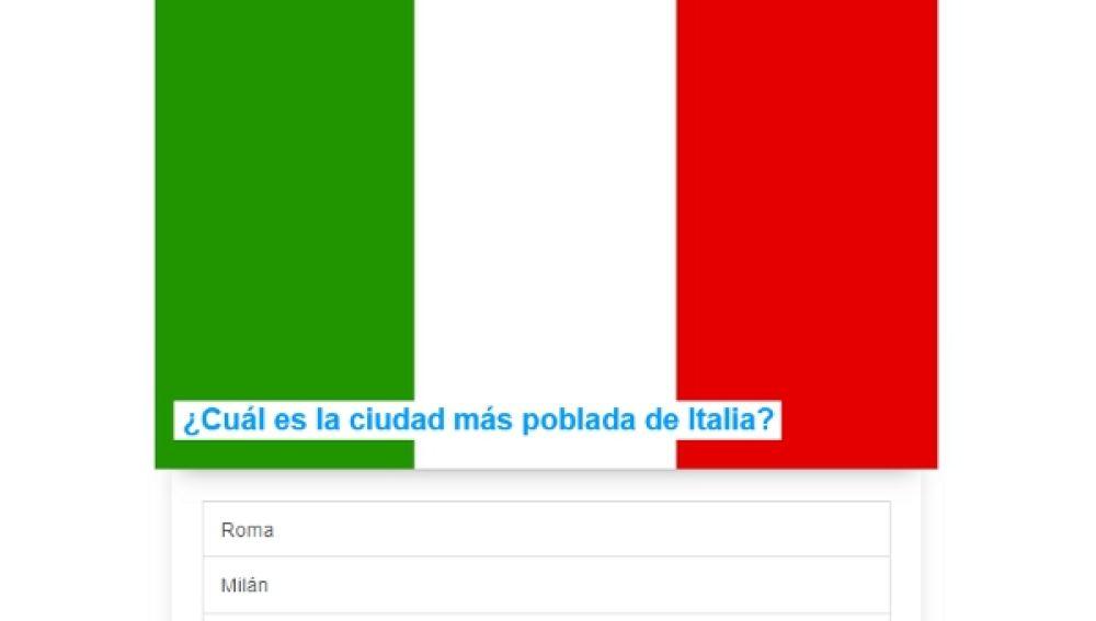 Ciudad más poblada de Italia