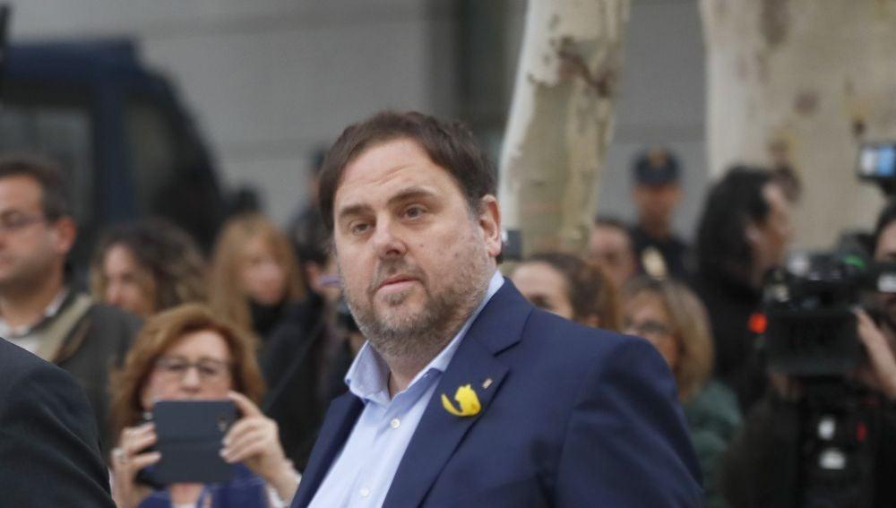 Foto de archivo de Oriol Junqueras