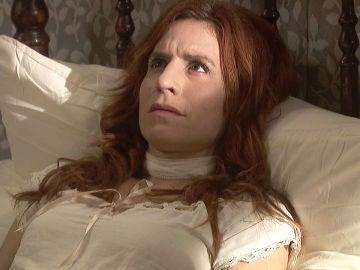 Fe, muy preocupada por Emilia y Alfonso