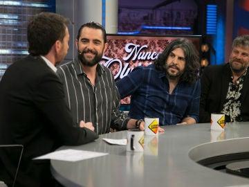 """Dani Mateo en 'El Hormiguero 3.0': """"Si el humor no nos obliga a reírnos de las cosas más sagradas, no es terapéutico"""""""