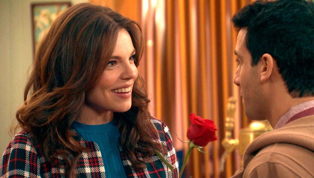 Ignacio se excede de romántico con María