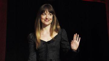 Dakota Johnson presenta 'Suspiria' en CinemaCon